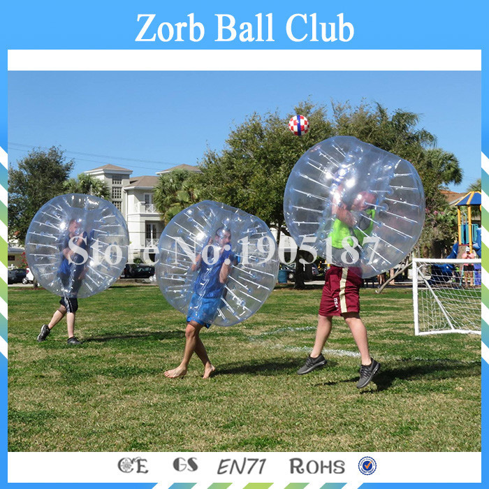 Free Shipping 1.2m Free LOGO Outdoor Inflatable Bumper Ball For Kids,Soccer Bubble , Body Zorb Ball For Football,Loopyball