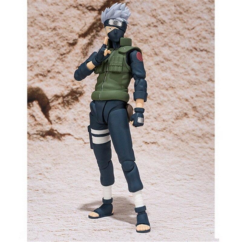 ⑧ New! Perfect quality action figure hatake kakashi and get