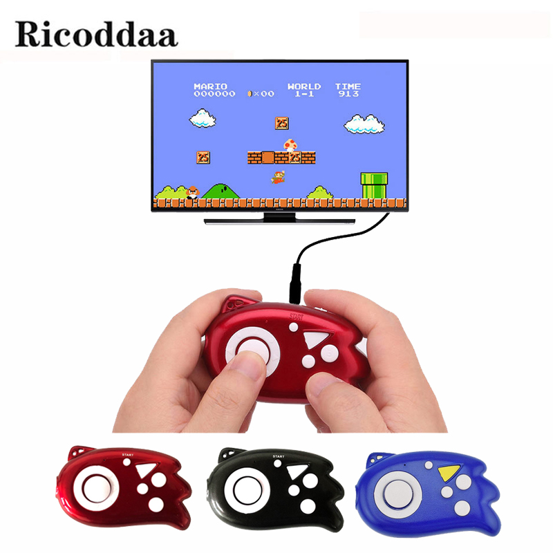 Mini 8 Bit TV Video Game Console Players Build In 89 Classic Games Support TV Output Han ...
