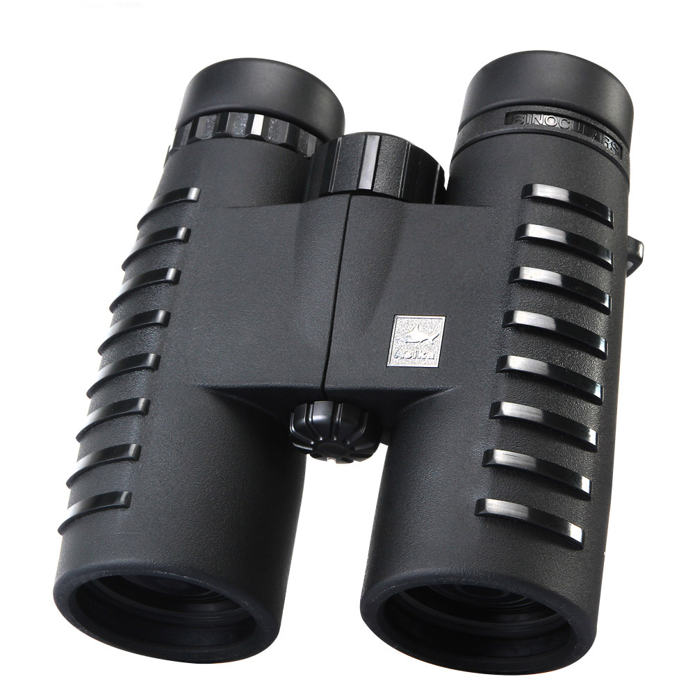 8x32 10x42 Outdoor Sports Camping Hunting Scopes Binoculars Telescopes Bak4 Prism Optics Binoculares with Neck Strap