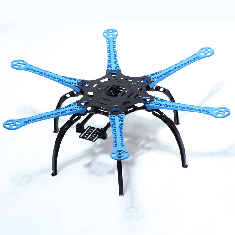 S550 F550 550mm Quadcopter Multirotor Hexacopter Frame Kit With Landing Gear for FPV рюкзак городской deuter xv цвет синий 21 л