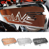 Motorcycle Accessories Engine Radiator Bezel Grille Protector Grill Guard Cover For KTM Duke 390 Duke 125