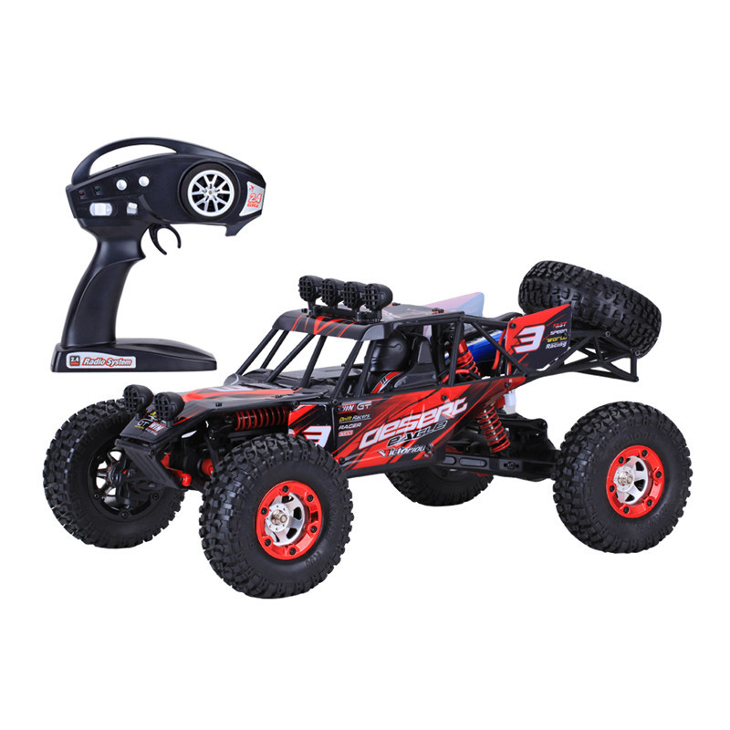 fy03 high speed 1500mah 35km h fast race cars four wheel drive remote control off road truck 1. Black Bedroom Furniture Sets. Home Design Ideas