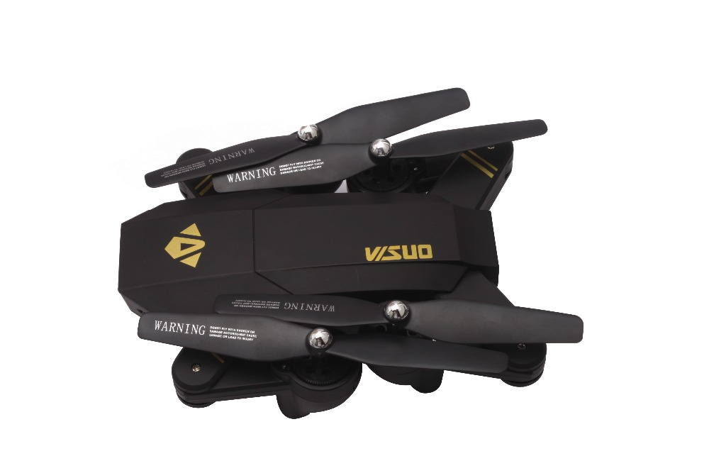VISUO XS809W XS809HW Mini Foldable Selfie Drone with Wifi FPV 0.3MP or 2MP Camera Altitude Hold Quadcopter Vs JJRC H37
