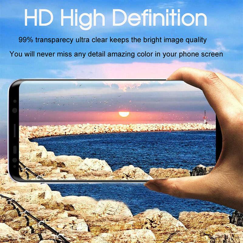 Yishangou 9D フルカバー強化ガラスの hd スクリーンプロテクターモトローラモト G7 再生 G7 電源モト E4 プラス/g6/G5S プライ/E5 プラス