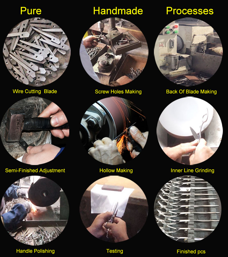 pure handmade processes