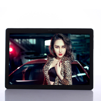 Caso Dom gratuito Android 7.0 tablet Pcs 10.1 polegada tablet PC Telefone chamar 4G LTE octa núcleo 1920x1200 4 + 32 Dual SIM GPS IPS FM comprimidos