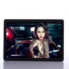 Caja del Regalo libre Android 7.0 tablet Pc de 10.1 pulgadas tablet PC Teléfono llamada 4G LTE octa core 1920×1200 4 + 32 Dual SIM IPS GPS FM tabletas