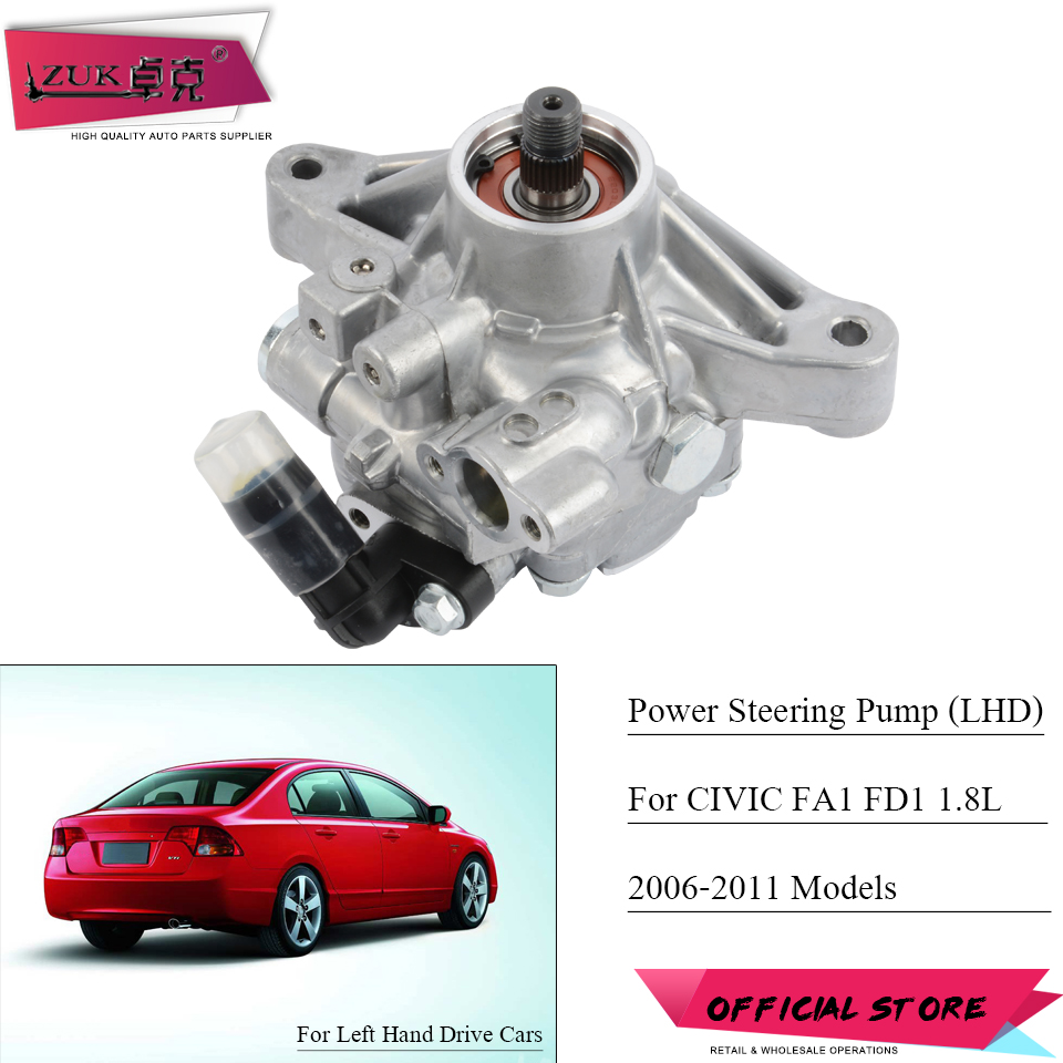 Buy honda civic power steering pump and get free shipping on AliExpress.com