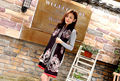 autumn and winter new Europe and the United States Fan thick fashion tiger head scarves warm Variety big shawl female