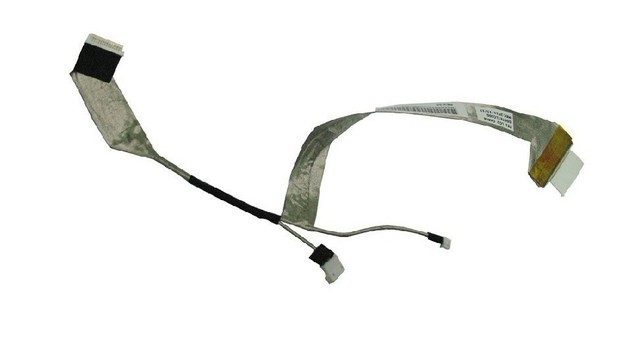 Wzsm nieuwe lcd flex video kabel voor toshiba satellite m300 M305 M300D M305D L310 L311 L315 laptop LVDS kabel P/N DD0TE1LC000