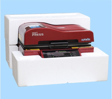 3d Sublimation Heat Press Machine In Printers From