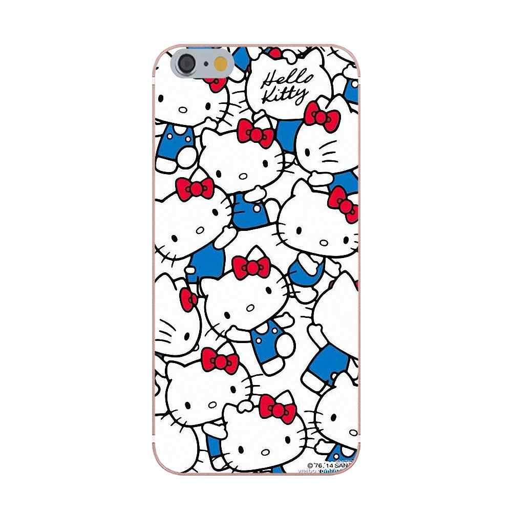 Oedmeb suave genial mejor cubierta caso Hola gatitos para xiaomi redmi mi nota 7 8 9 SE Pro Lite ir a jugar