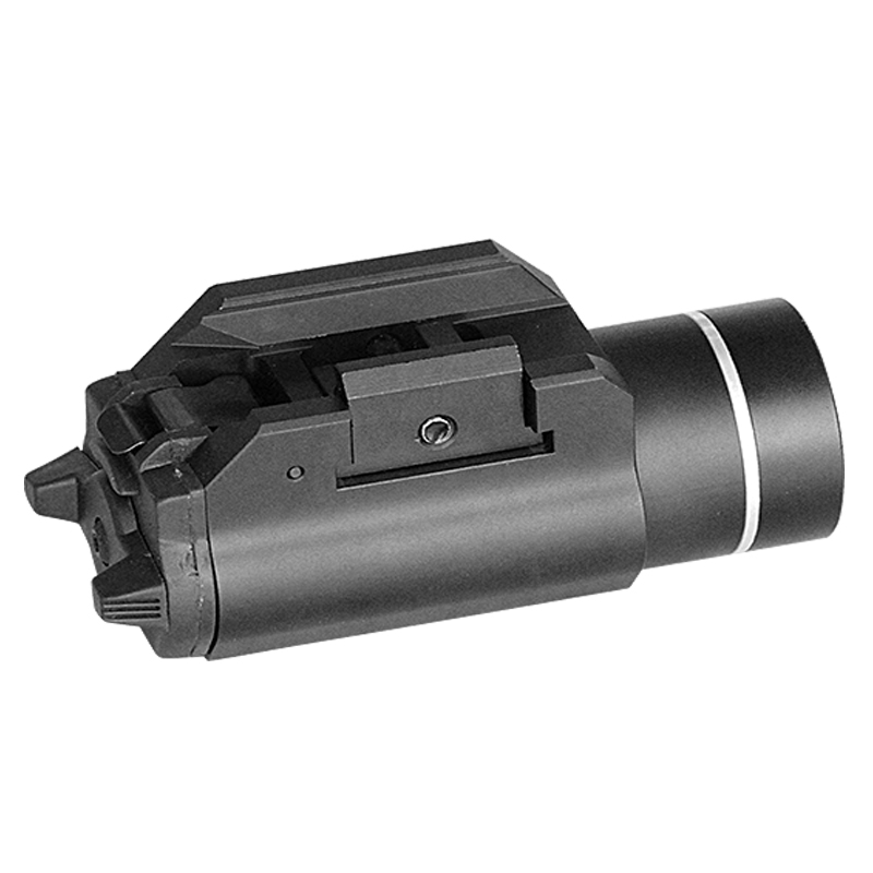 arma montada lanterna para pistola rifle 05