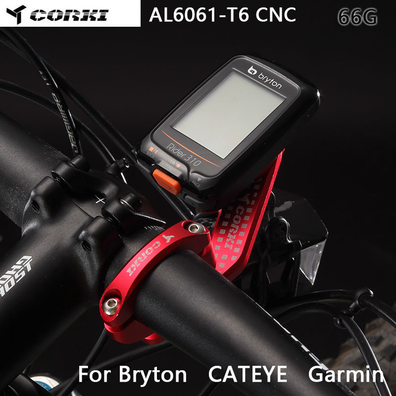 Corki Bicycle Computer Handlebar For Garmin Edge 1000 Mio