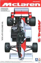 BEEMAX 1:20 McLaren MP4/2 08189