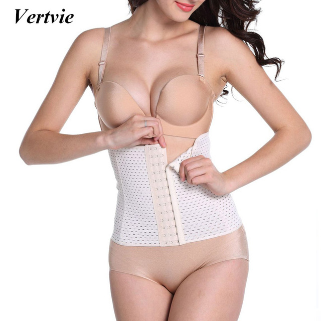 Vertvie Outdoor Sport Support Slim Vest Waist Support Women Belt Sports Safety Weight Loss Belt Camis Protect Waist Corset
