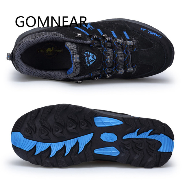 GOMNEAR Sneakers Hiking Shoes for Men 4