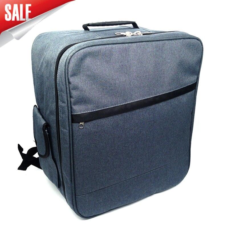 Backpack Shoulder Bag Carrying Case For DJI Phantom 4 Phantom 3 RC Quadcopter Drone without EVA