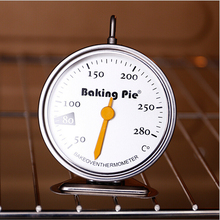 Spanish Quality Stainless Steel baking hanging oven thermometer measurement Temperature Gauge Gage New kitchen tools Big Size