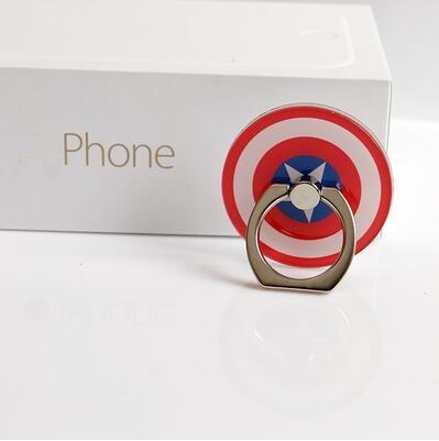Superheros Finger Ring Smartphone Stand 2