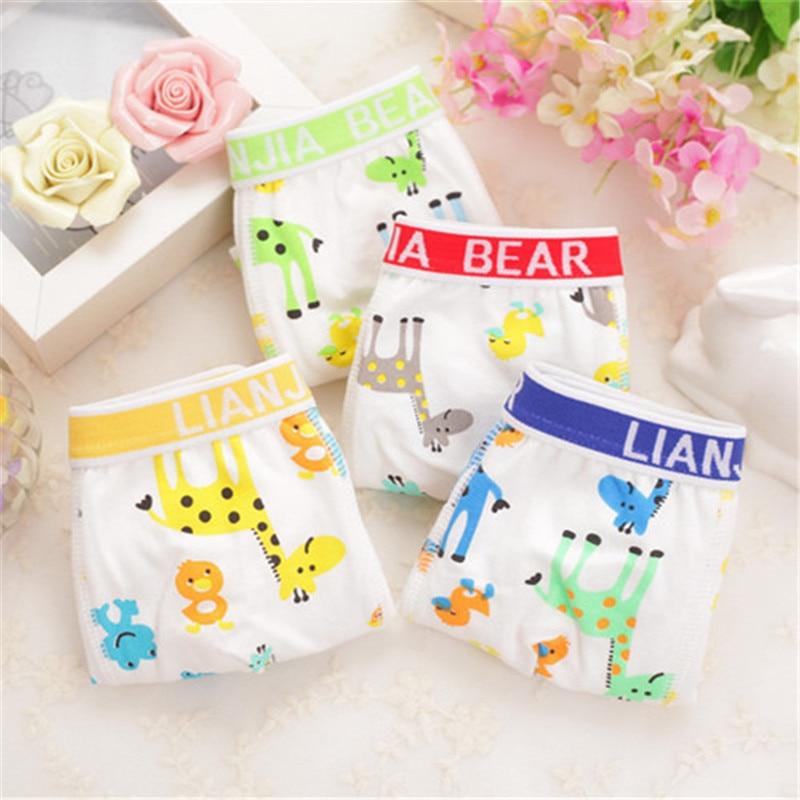 boy underwear boy boxer child's for underpants shorts  pants for boys children's boxer kids panties C3037-2p 2pcs/lot