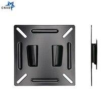 Soporte Universal de pared para TV, soporte de Panel plano fijo para Monitor LCD LED de 14 26 pulgadas, marco de TV VESA 75/100 LCD LED