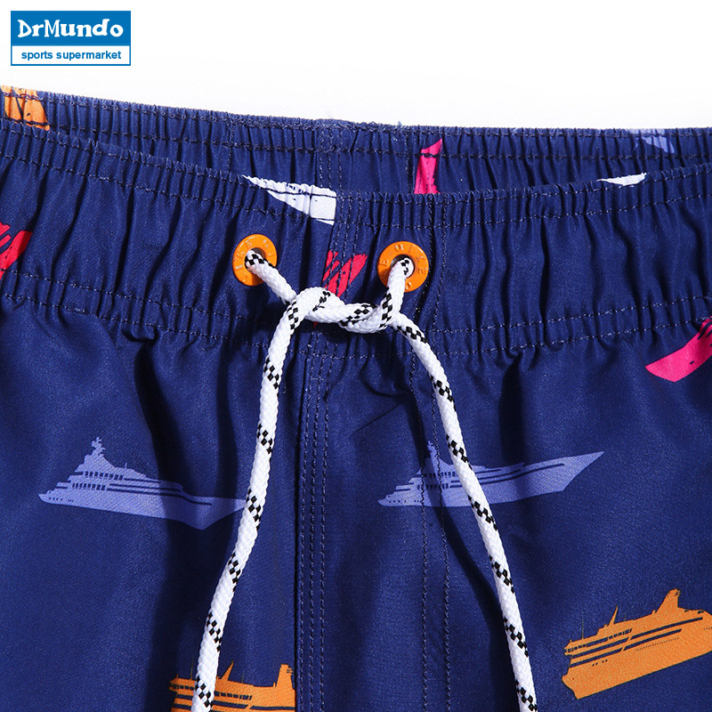 c413bc2fce127 Board shorts men navy Blue summer swimwear mens joggers bodybuilding short  plavky man brand surf bathing suit kids swimming gym-in Body Suits from  Sports ...