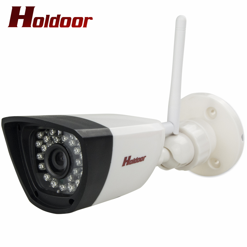 720p wifi camera mini Bullet Waterproof Night Outdoor Security Camera ONVIF P2P CCTV Cam with IR-Cut 64G TF card slot waterproof ip65 ir cut night vision mini hd 720p ip camera wireless wifi bullet onvif p2p home security camara with card slot