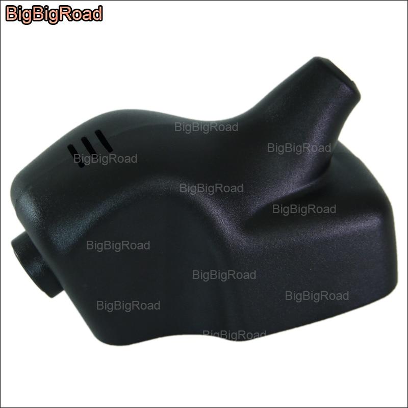 BigBigRoad For Volkswagen tiguan Santana Car wifi DVR Video Recorder - الکترونیک خودرو