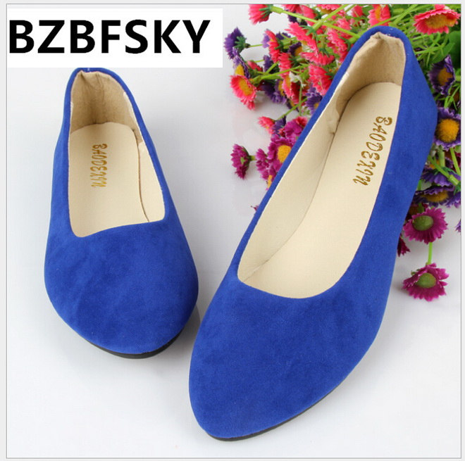 2017 fashion pointed toe single women flat shoes lighter candy colors for women's shoes big yards for women's shoes 43 fashion pointed toe lace up mens shoes western cowboy boots big yards 46 metal decoration