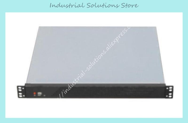 New 1U 420mm Server Computer Case Support 12*9.6 Motherboard new 1u computer case 4 hard drive double server large panel 1u industrial computer case 1u server computer case