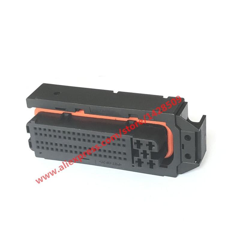 81 Pin/Weg 9-368290-1 ECU Automotive Stecker Elektrische Verdrahtung ...