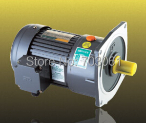 750W 32mm three-phase motors small AC gear motors with 4# gearbox ratio 30~60 motor magnet