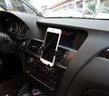 Montado soporte para teléfono móvil teléfono móvil del vehículo soporte de salida de aire del automóvil marco negro del teléfono móvil soporte para iphone 6