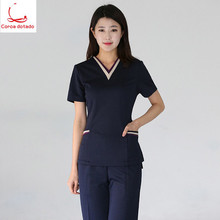 Hospital nurses wear high grade dental overalls s3 doctors nurses professional acoustical classic household high performance bold rubber tube high grade stethoscope chestpiece