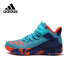 Intersport Official New Arrival 2017 Adidas BALL 365 Men's Basketball Shoes Sneakers