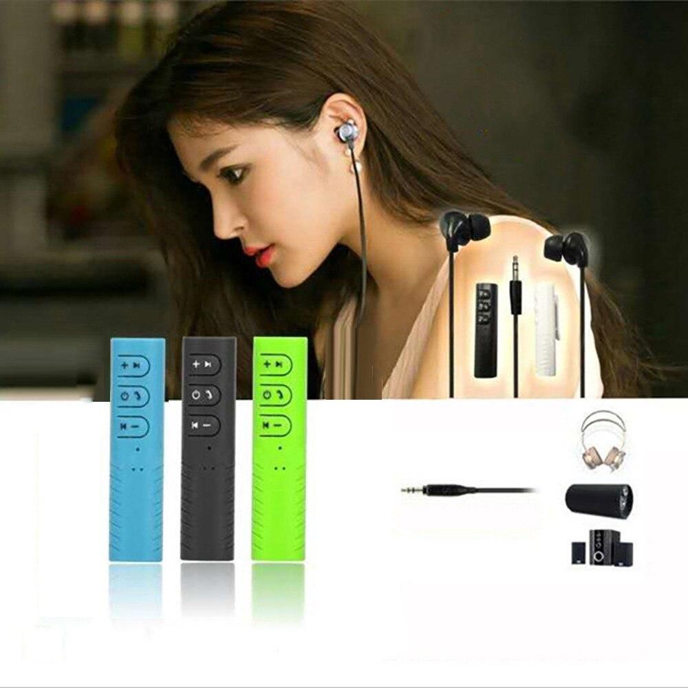 2019 Mode Drahtlose Bluetooth Empfänger 3,5mm Jack Audio Musik Adapter Für Tv Telefon Pc Y1x2 Mp3 Mp4 Tv Pc Hohe QualitäT Und Geringer Aufwand Funkadapter