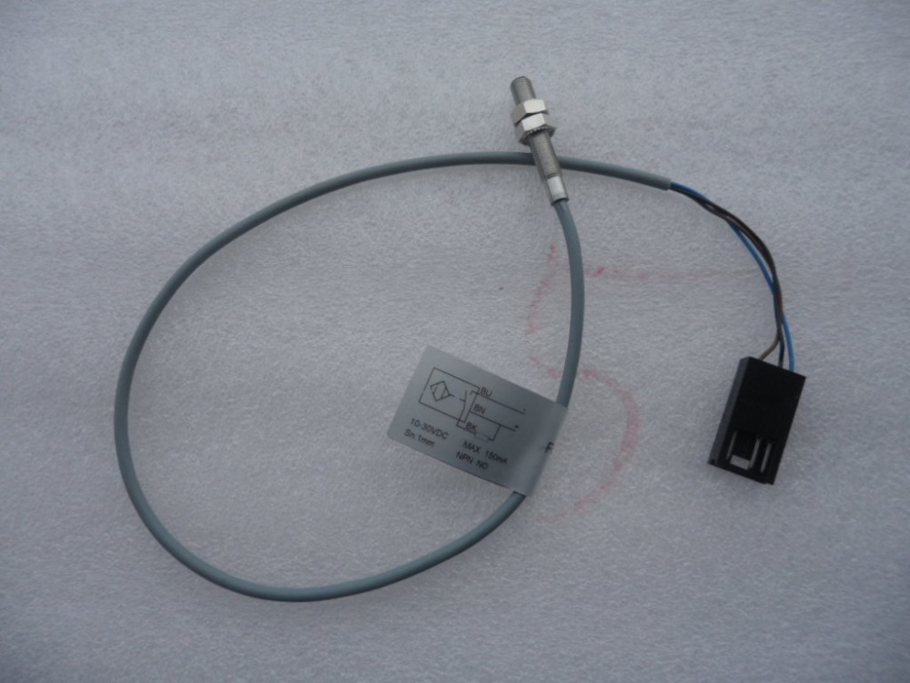 Santoni naadloze ondergoedmachine SM8-TOP1 SM8-TOP2 MPP M5 Originele naderingsschakelaar M775320