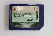 For Richo 2090 scanner kit printer card MP2090 sd card