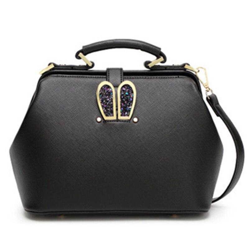 Women Rabbit Shoulder Bag Retro Messenger Bag Fashion Small Square Package China Wind shoulder bag Famous brand BP0104|bag lock|bag for iphone 4|bag filler - title=