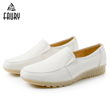 Work-Shoes Footwear Pet-Doctor Dentist Medical Flat Male White Nurse Hospital Soft Men