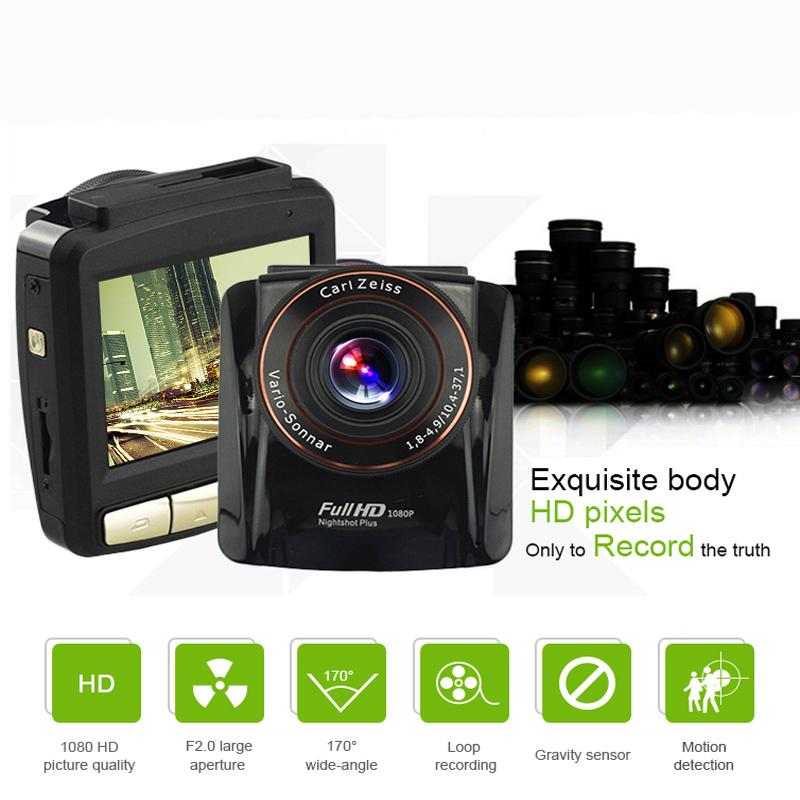 2017 mini car dvr auto camera dvrs recorder video registrator camcorder dash cam full hd 1080p Novatek black box night vision car dvr camera video recorder wireless wifi app manipulation full hd 1080p novatek 96658 imx 322 dash cam registrator black box