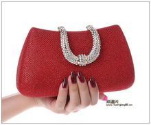 New Luxury Elegant women evening bags,sexy ladies dinner bags Diamond fashion clutch party handbags Mini chain women bag