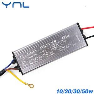 YNL LED Driver 10W 20W 30W 50W