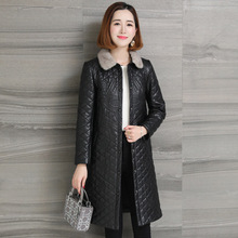 2018 New Fashion Genuine Sheep Leather Jacket H49