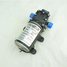 DC 100 Вт обратный клапан типа Мембраны высокого давления небольшой Насос 12 В 8L/min 101.5psi