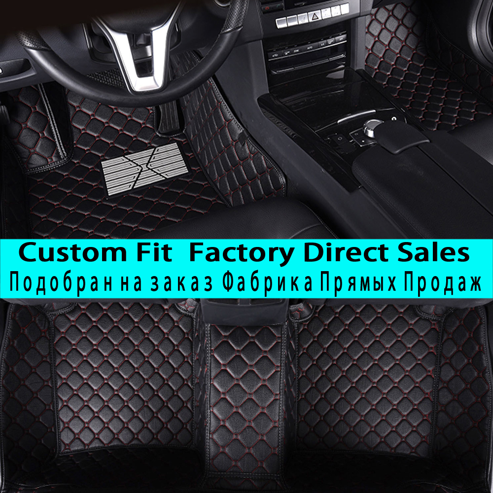 SUNNYFOX Car floor mats for Subaru Forester Outback Tribeca XV 5D car-styling heavy duty all weather carpet floor linerSUNNYFOX Car floor mats for Subaru Forester Outback Tribeca XV 5D car-styling heavy duty all weather carpet floor liner