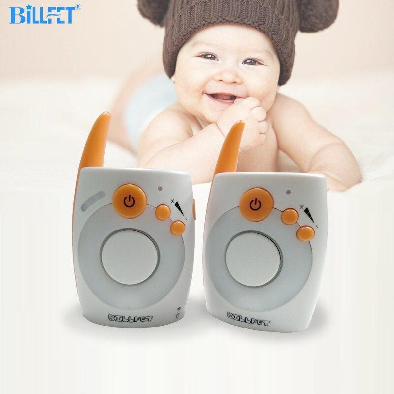 Infant Baby Radio Audio Baby Monitor Walkie Talkie kids Radio Nanny Electronic Babysitter baby alarm vigila bebes baba bebefon