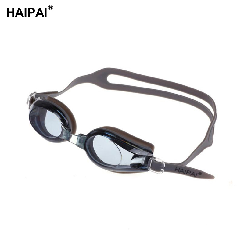 Haipai women men anti-fog Anti-UV prescription swim goggles protect swim glasses swimming goggles mens sportswear sport swim